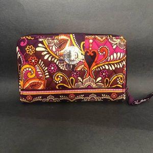 Vera Bradley wallet nwot